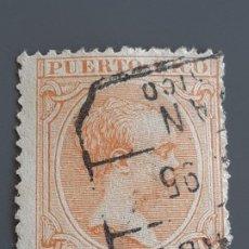 Francobolli: PUERTO RICO , EDIFIL 111 , YVERT 111, 1894. Lote 200324197