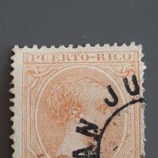 Francobolli: PUERTO RICO , EDIFIL 111 , YVERT 111, 1894. Lote 200324300
