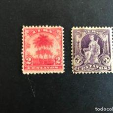 Sellos: CUBA 1899* MLH. Lote 201678578