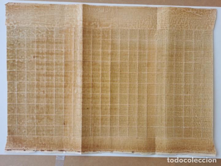 Sellos: PLANCHA CON 200 SELLOS MEDIA MILÉSIMA DE PESO 1896 - ISLA DE CUBA - ALFONSO XIII - RARÍSIMA PLANCHA - Foto 12 - 203216313