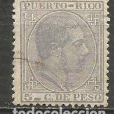 Sellos: PUERTO RICO EDIFIL NUM. 65 USADO. Lote 204529918