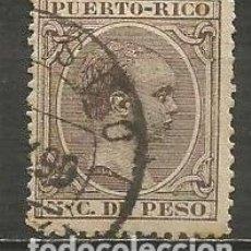 Sellos: PUERTO RICO EDIFIL NUM. 80 USADO. Lote 204530066