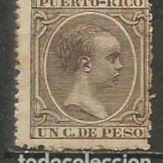 Sellos: PUERTO RICO EDIFIL NUM. 106 USADO. Lote 204530193