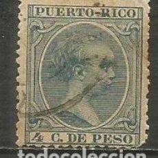 Sellos: PUERTO RICO EDIFIL NUM. 109 USADO. Lote 204530265