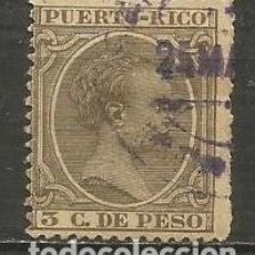 Sellos: PUERTO RICO EDIFIL NUM. 108 USADO. Lote 204530341