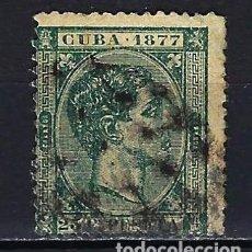 Sellos: 1877 ESPAÑA - COLONIAS - CUBA EDIFIL 41 ALFONSO XII USADO. Lote 206138831