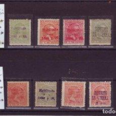 Sellos: PUERTO RICO HABILITADOS 1898. VARIEDADES RARAS Y NO CATALOGADOS. ALTISIMO VALOR DE CATALOGO. Lote 208667377