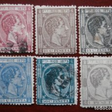 Sellos: PRIMER CENTENARIO - ESPAÑA COLONIAS - PUERTO RICO 1879 - SERIE COMPLETA - EDIFIL 23/28 -... Lote 211868720