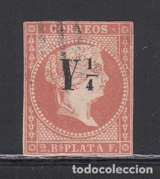 CUBA, 1860 EDIFIL Nº 10 (Sellos - España - Colonias Españolas y Dependencias - América - Cuba)