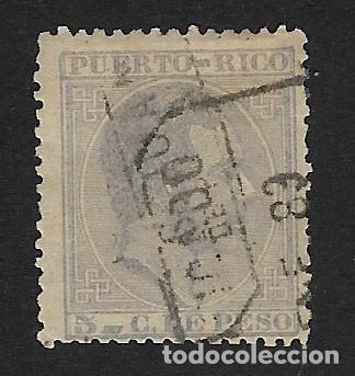 PUERTO RICO. EDIFIL Nº 65 USADO (Sellos - España - Colonias Españolas y Dependencias - América - Puerto Rico)