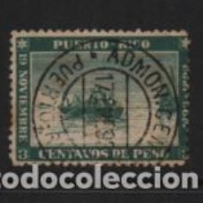 Sellos: PUERTO RICO,- 3 CVS DE PESO,- 1493-1893.-E.D. Nº 101. CIRCULADO- SIN GARANTIA DE AUTENTICIDAVER FOTO. Lote 240422085