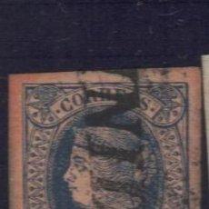 Sellos: 1864 EDIFIL Nº 11 CUBA. MATASELLOS PREFILATÉLICO DE TRINIDAD. Lote 242038775