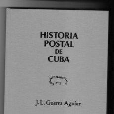 Sellos: CUBA Y ANTILLAS TRES LIBROS FILATELICOS. Lote 242927315