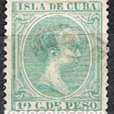 Sellos: CUBA (COLONIA ESPAÑOLA) EDIFIL Nº 150, ALFONSO XIII, USADO. Lote 245442050