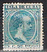 CUBA (COLONIA ESPAÑOLA) EDIFIL Nº 149, ALFONSO XIII, USADO DE LUJO (Sellos - España - Colonias Españolas y Dependencias - América - Cuba)