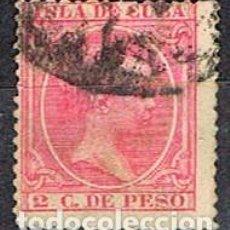 Sellos: CUBA (COLONIA ESPAÑOLA) EDIFIL Nº 147, ALFONSO XIII, USADO. Lote 245445140