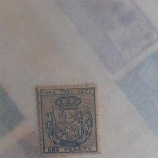 Sellos: CUBA. TELÉGRAFOS. EDIFIL 38. Lote 246106320
