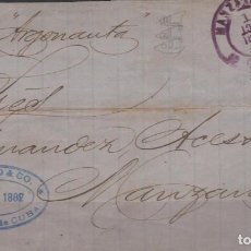 Sellos: 1883-88 5 C.ERROR DE COLOR NEGRO EN VEZ DE AZUL GRISACEO.IGUAL COLOR QUE 1,2.3.4 Y 8 MILS. Lote 270371248