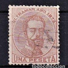 Francobolli: SELLOS ESPAÑA OFERTA AÑO 1873 EDIFIL 27 ANTILLAS ESPAÑOLAS EN USADO VALOR DE CATALOGO 102 €. Lote 272586803