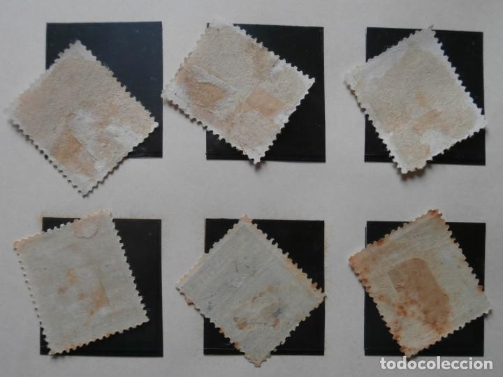 Sellos: ESPAÑA - PRIMER CENTENARIO - COLONIAS - ALFONSO XIII - PUERTO RICO 1898 EDIFIL 130/149. - Foto 3 - 275286273