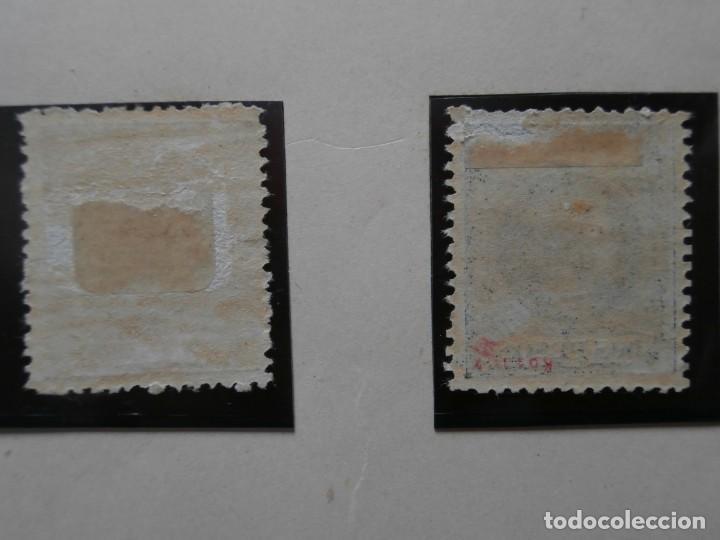 Sellos: ESPAÑA - PRIMER CENTENARIO - COLONIAS - ALFONSO XIII - PUERTO RICO 1898 EDIFIL 130/149. - Foto 11 - 275286273