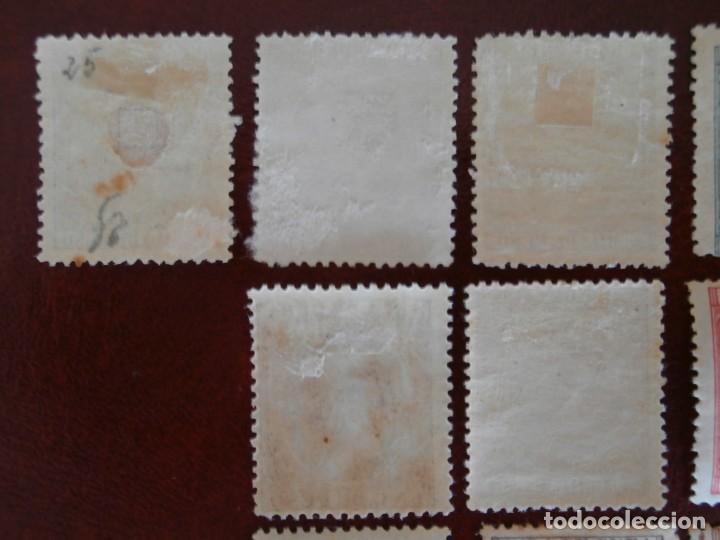 Sellos: ESPAÑA PRIMER CENTENARIO - COLONIAS - ALFONSO XIII - CUBA 1896-1897 - EDIFIL 140/153 - COMPLETA -. - Foto 3 - 276124493