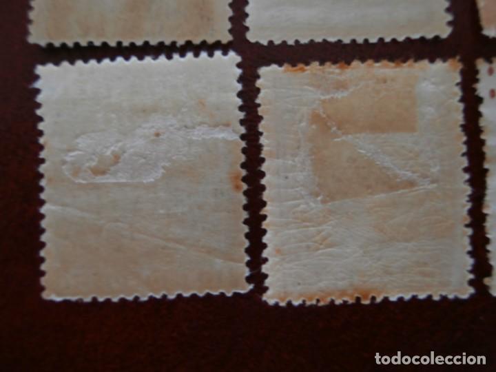 Sellos: ESPAÑA PRIMER CENTENARIO - COLONIAS - ALFONSO XIII - CUBA 1896-1897 - EDIFIL 140/153 - COMPLETA -. - Foto 7 - 276124493
