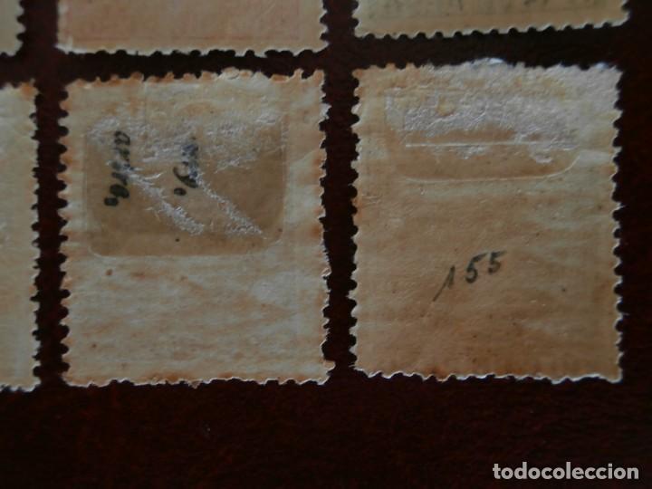 Sellos: ESPAÑA PRIMER CENTENARIO - COLONIAS - ALFONSO XIII - CUBA 1896-1897 - EDIFIL 140/153 - COMPLETA -. - Foto 9 - 276124493
