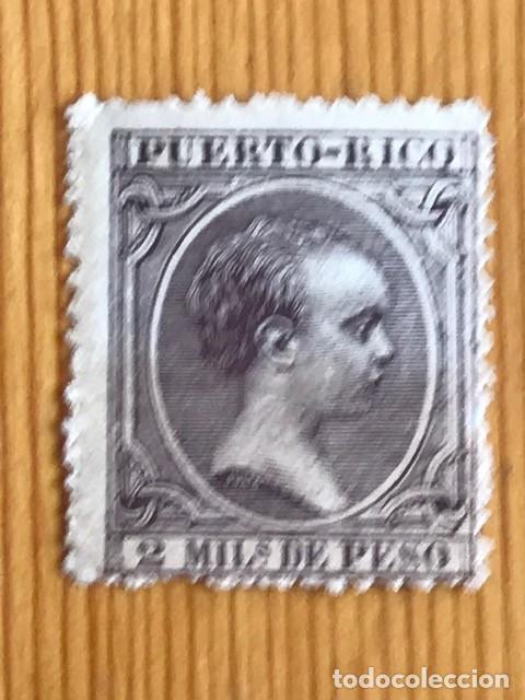PUERTO RICO, ALFONSO XIII, 1891-1892, EDIFIL 88, NUEVO (Sellos - España - Colonias Españolas y Dependencias - América - Puerto Rico)