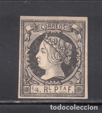 CUBA, 1862 EDIFIL Nº 11 (*), (Sellos - España - Colonias Españolas y Dependencias - América - Cuba)