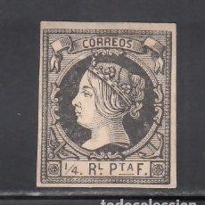 Sellos: CUBA, 1862 EDIFIL Nº 11 (*),. Lote 276803353