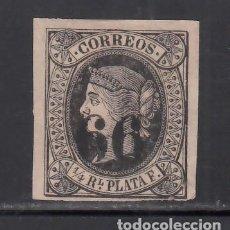 Sellos: CUBA, 1862 EDIFIL Nº 17 (*). Lote 276803718