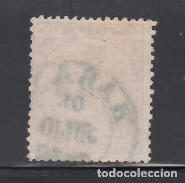 Sellos: CUBA, 1868 EDIFIL Nº Ant. 16, Mat. Fechador Habana, color azul - Foto 2 - 276940698