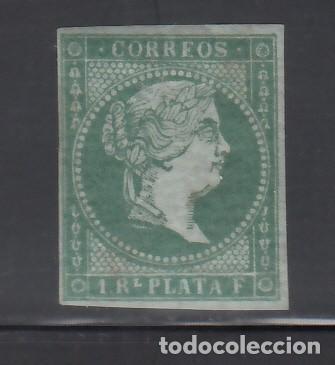ANTILLAS. 1855 EDIFIL Nº 2 /*/ (Sellos - España - Colonias Españolas y Dependencias - América - Antillas)