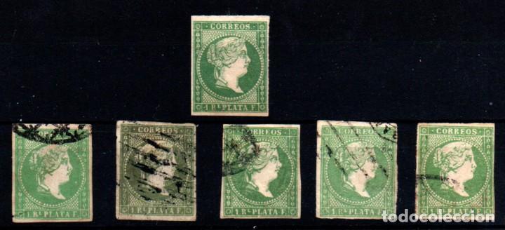 ANTILLAS ESPAÑOLA Nº 8, 8F (Sellos - España - Colonias Españolas y Dependencias - América - Antillas)
