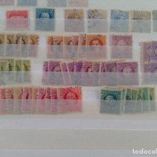 Sellos: LOTE 60 SELLOS CUBA ESPAÑA Y REPÚBLICA. Lote 289730003