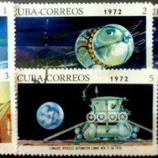 Sellos: SELLOS CUBA - 1972 - FOTO 506 -. Lote 292615133