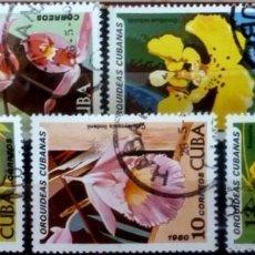 Sellos: SELLOS CUBA 1980 - FOTO 514- SERIE COMPLETA. Lote 293245003