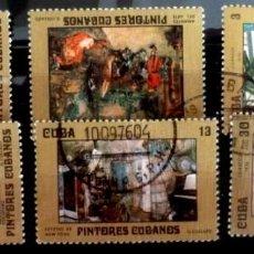 Sellos: SELLOS CUBA 1976 - FOTO 517- SERIE COMPLETA. Lote 293245948