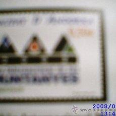 Sellos: SELLOS DEL CORREO ESPAÑOL DE ANDORRA AÑO 2002 COMPETO. NUEVOS. Lote 9769065