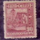 Sellos: ANDORRA.- EDIFIL Nº 53 NUEVO CON CHARNELA . Lote 14895116