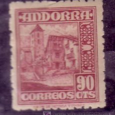 Sellos: ANDORRA.- EDIFIL Nº 53 NUEVO CON CHARNELA. Lote 14895116