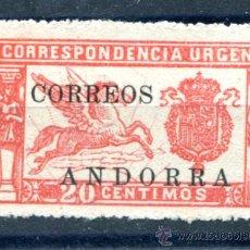 Sellos: EDIFIL 14 DE ANDORRA. NUEVO SIN GOMA. Lote 26177331
