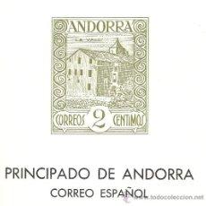 Sellos: ANDORRA ESPAÑOLA 1987 AÑO COMPLETO NUEVOS. Lote 33997839