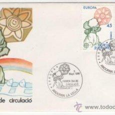 Sellos: EUROPA.-1986. Lote 37868954