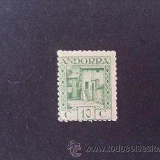Sellos: ANDORRA,1931,EDIFIL 17D*,PAISAJES,DENTADO 11 1/2,NUEVO,GOMA Y SEÑAL FIJASELLOS,PEQUEÑA TRANSPARENCIA. Lote 96719096