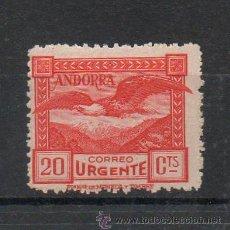 Sellos: ANDORRA ESPAÑOLA=EDIFIL Nº 27=PAISAJES DE ANDORRA=AÑO 1929=REF:1596. Lote 47451642