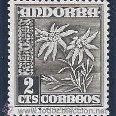 Sellos: EDIFIL 45 ANDORRA. TIPOS DIVERSOS. 1948-1953. MNH **. Lote 51709675