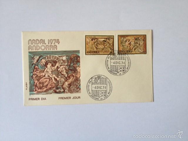 ANDORRA ESPAÑOLA. SPD ANDORRA ESPAÑOLA EDIFIL 94/95 (Sellos - España - Dependencias Postales - Andorra Española)