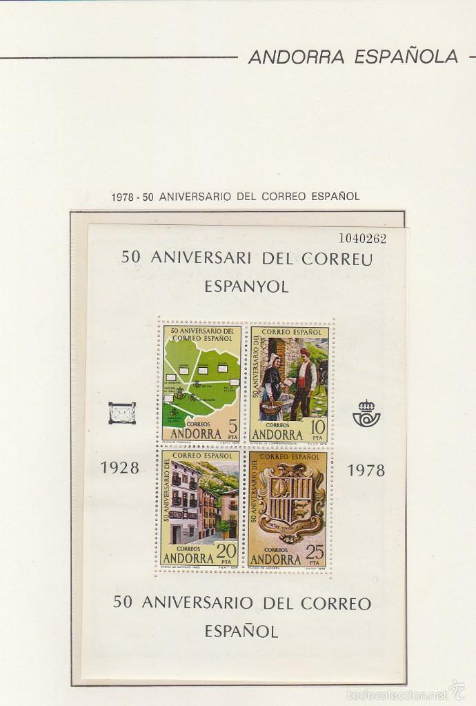 Sellos: ÁLBUM : xx/x años 1948/1982 - Foto 10 - 58459687